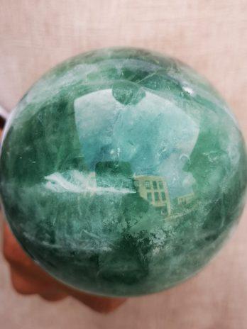 Zaļā fluorīta lode